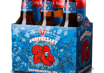 Victory Brewing - Anniversary 20 Experimental IPA (6 Pack)