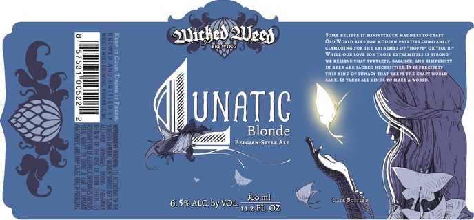 Wicked Weed Lunatic Blonde
