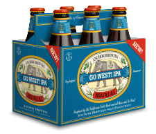 Anchor Brewing - Go West! IPA (Six pack)