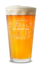 Anchor Brewing - Go West! IPA (pint)