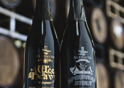 Alesmith Brewing - Hammerhead Speedway Stout & Port Barrel-Aged Wee Heavy