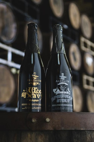 Alesmith Brewing - Hammerhead Speedway Stout & Port Barrel-Aged Wee Heavy
