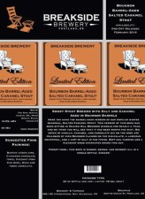 Breakside Brewery - Bourbon Barrel-Aged Salted Caramel Stout