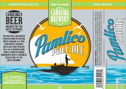 Carolina Brewery Pamlico Pale Ale