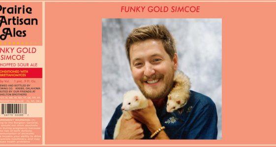 Funky Gold Simcoe