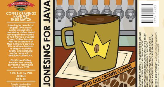 Mad Anthony Jonesing for Java