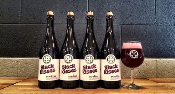 Monkish Brewing Black KIsses