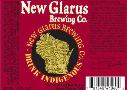 New Glarus Oud Bruin Body