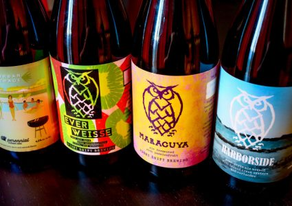 Perennial and Night Shift Beers - Small