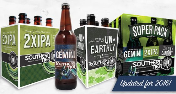 Southern Tier Hoppy Beers 2016
