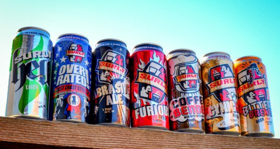 Surly Brewing Company Beers - Small