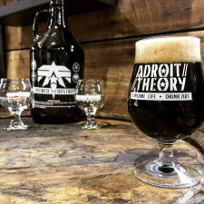 Adroit Theory - Lime Peel & Black Pepper Porter