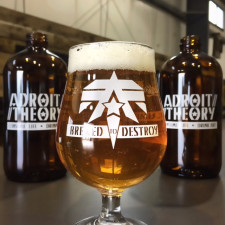 Adroit Theory - Potion of Healing - Belgian Blonde Ale