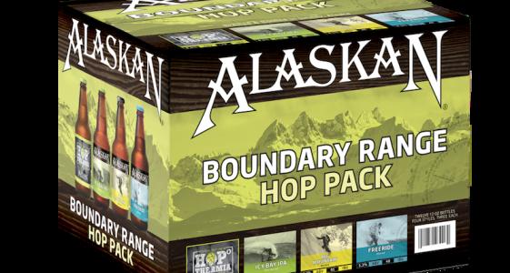 Alaskan Boundary Range Hop Pack