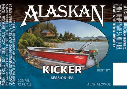 Alaskan Kicker Session IPA