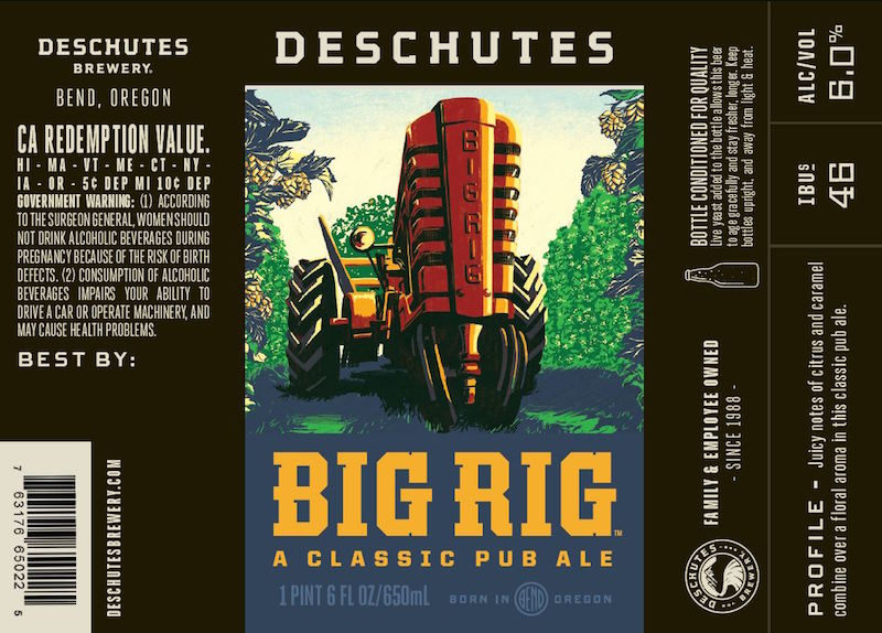 Deschutes Big Rig Ale