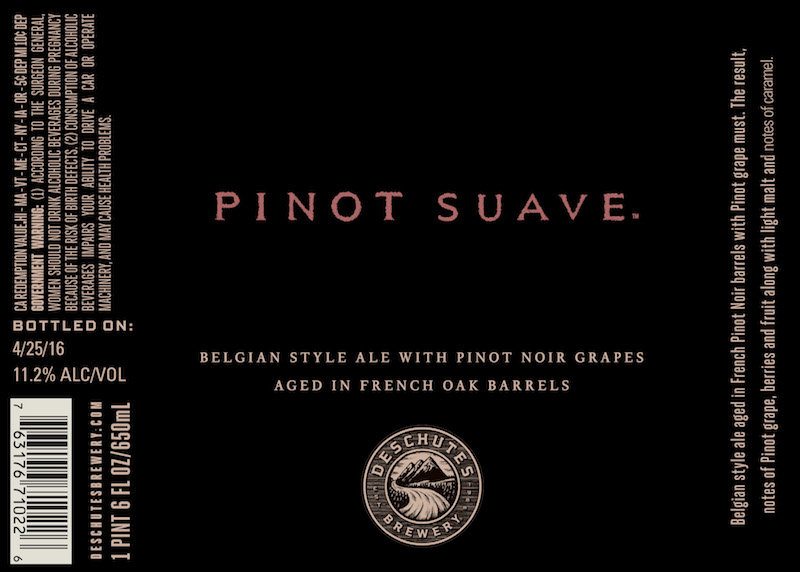 Deschutes Pinot Suave