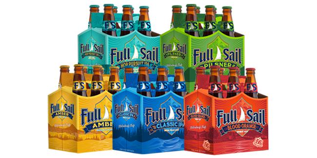 Full Sail Six Pack Update