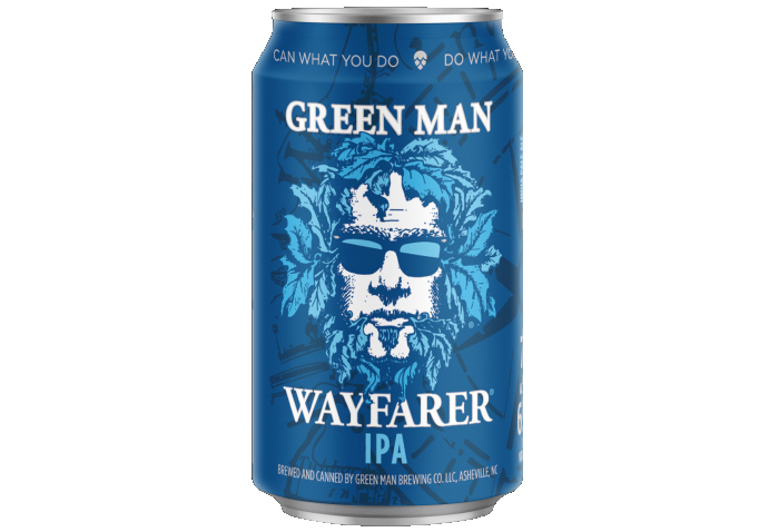 Green Man Wayferer Can