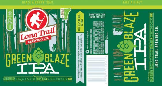 Long Trail Green Blaze IPA