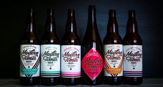 Modern Times Beer - 2