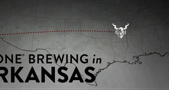 Stone Brewing Arkansas