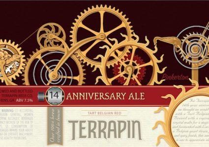 Terrapin 14th Anniversary Ale