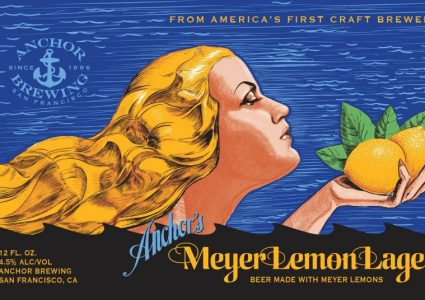 Anchor Brewing - Meyer Lemon Lager