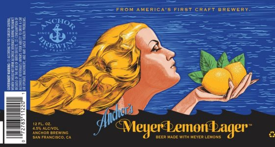 Anchor Brewing - Meyer Lemon Lager