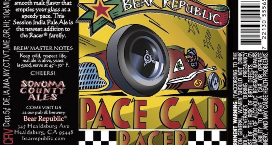 Bear Republic Pace Car Racer