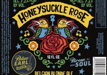 Blue Earl Brewing Honeysuckle Rose