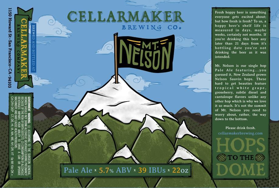 Cellarmaker Mt Nelson