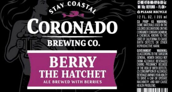 Coronado Berry The Hatchet