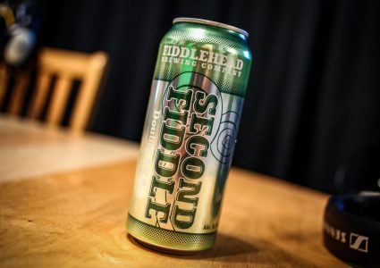 Fiddlehead Brewing Company - Second Fiddle - Small