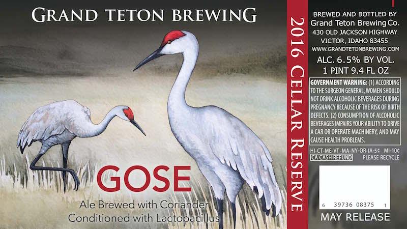 Grand Teton Gose