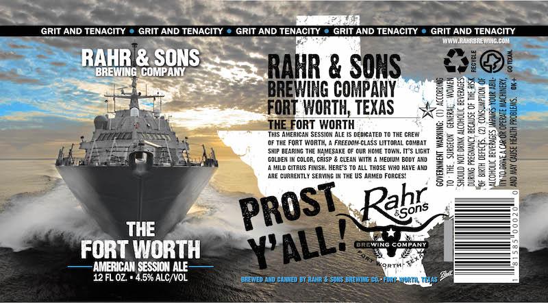 Rahr & Sons The Fort Worth