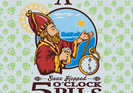 Saint Arnold Brewing 5 o'clock pils