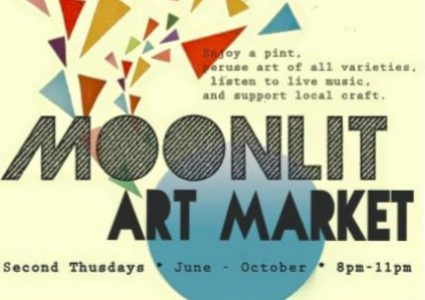 Burial Beer - Moonlit Art Market