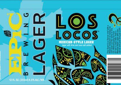 Epic Brewing Los Locos