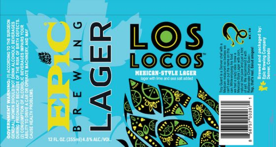Epic Brewing Los Locos