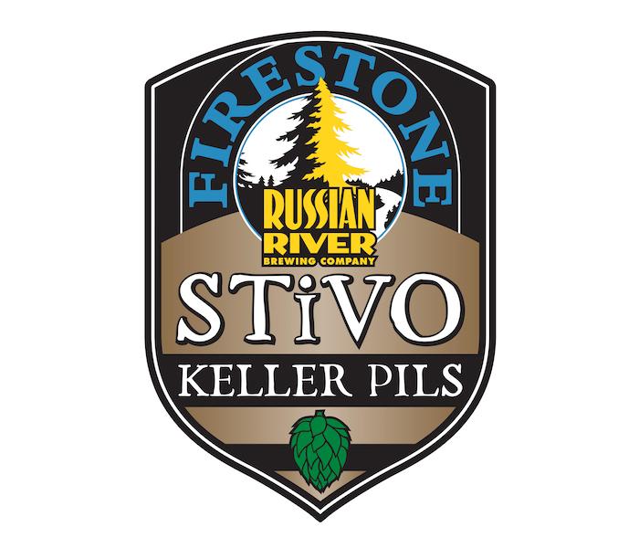 Firestone Walker Russian River STiVO Keller Pils