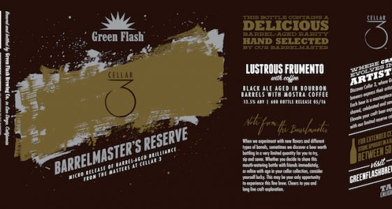 Green Flash Cellar 3