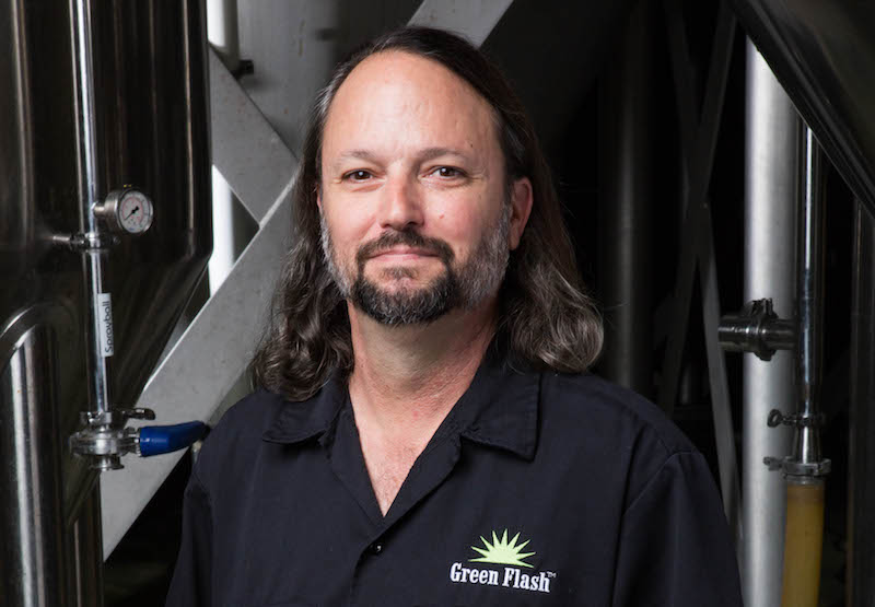 Pat Korn Green Flash Cellar 3