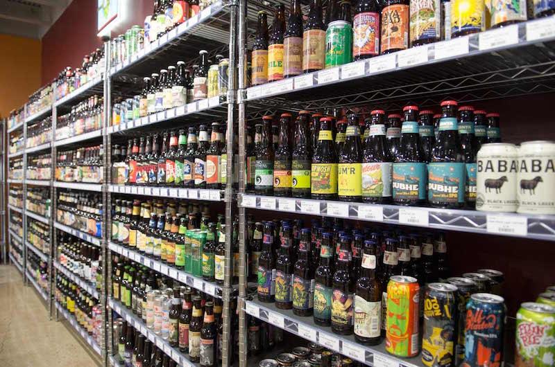 Craft Beer Drinking Problem