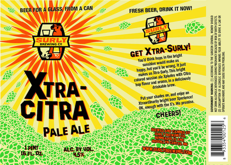 Surly Xtra Citra