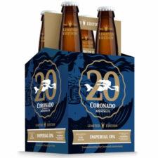 Coronado Brewing 20th Anniversary Imperial IPA