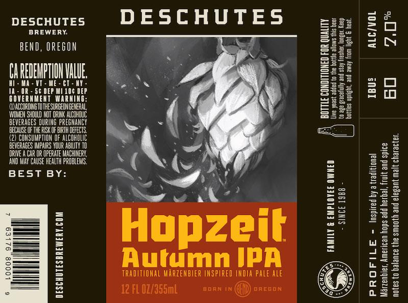 Deschutes Hopzeit