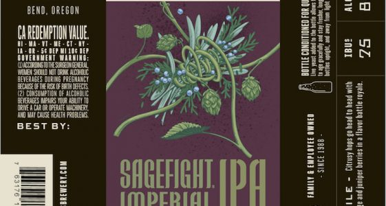 Deschutes SageFight