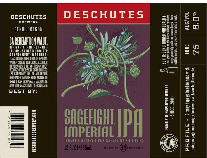 Deschutes SageFight