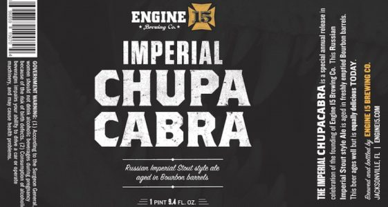 Engine Brewing Imperial Chupacabra